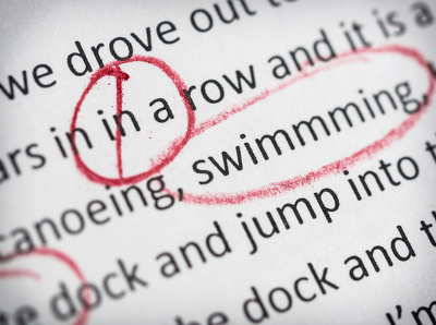 Proof read up to 2000 words for spelling, grammar etc