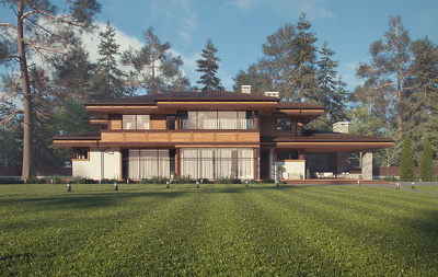 Do photo realistic renderings for your projects.