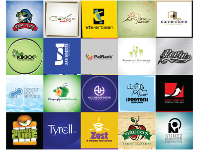 Design a modern logo+unlimited con+Business card offer free