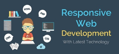 Make Dynamic And Static Responsive Websites For You