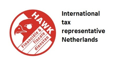 Be your tax representative in the Netherlands for an hour