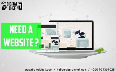 design/Dev Modern Responsive and SEO friendly Wordpress website