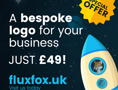 Create an Outstanding bespoke logo for your business