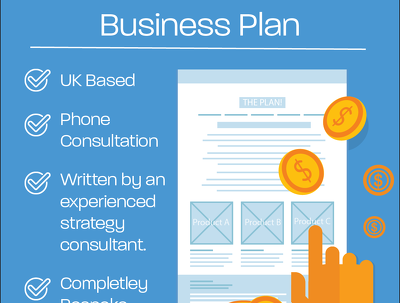 Professional business plan!