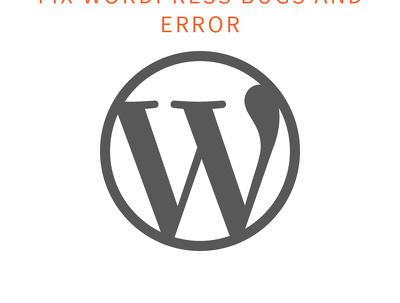Fix errors from your WordPress website