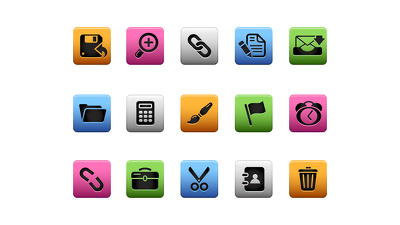 Design Icon and Button + Various concept + files + Free Revision