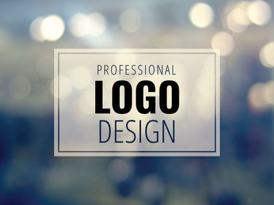 Professional logo design + source + unlimited revisions + fonts