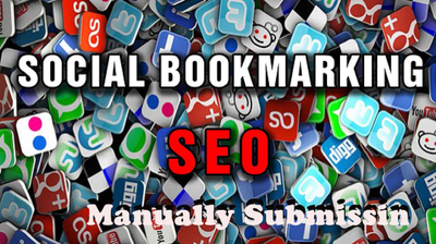 Promote your website to top 25 social bookmarking websites.