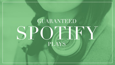 2000 Spotify Plays