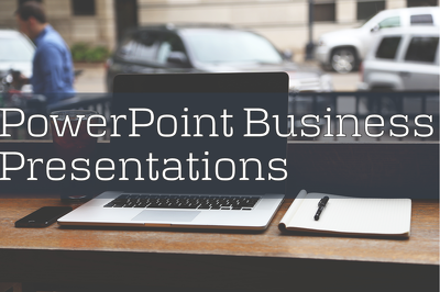Help with business and creative powerpoint 13 slides or review