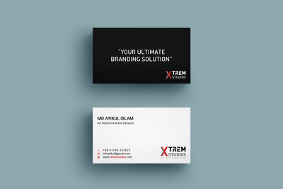 Design an amazing business card