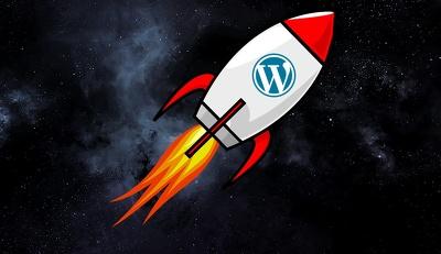 Speed boost your Wordpress website