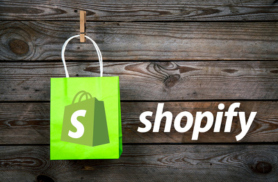 Set up a complete shopify store with your desired Plan