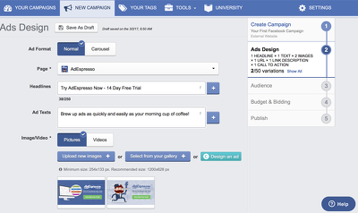 Setup a Top Performing Facebook Ads Campaign for Your Business