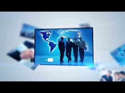 Corporate Multi Promotional Video Intro Animation