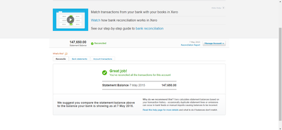 Reconcile Bank Account On Quickbooks And Xero Within 10 Hrs