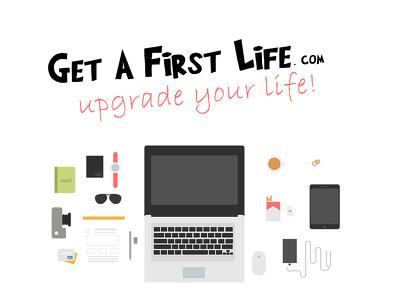 Publish a Guest Post on Getafirstlife.com [DA52 PA56]