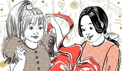 Create a high quality life-like digital illustration
