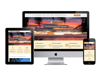Build you a fully responsive wordpress website