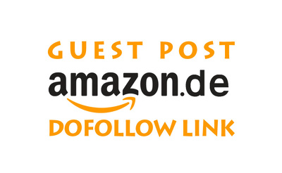 Guest Post on Amazon With a Dofollow Link Back To Your Site