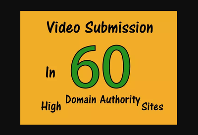 Manually Upload Or Share Your Video To Top 60 Video Submission