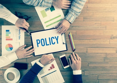 Write a policy document