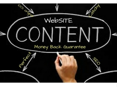 Write The Perfect SEO Website Content