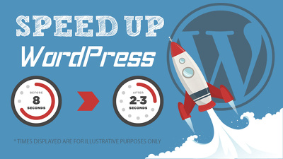TRUE Wordpress Speed Optimization - 110% Satisfaction Guaranteed