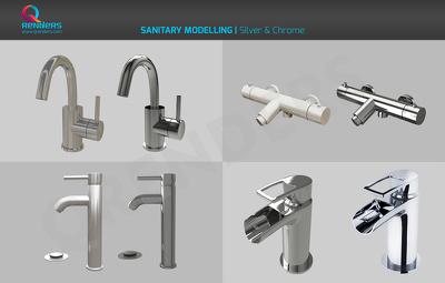 Do 3D Industrial Modeling ( Per Model)