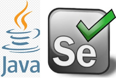 Automate website process using java selenium