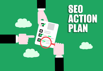 Write an SEO action plan for your site and implement it