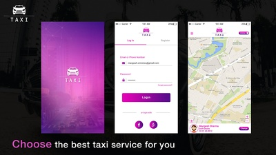 Launch Android Taxi App like Uber in just 5 days