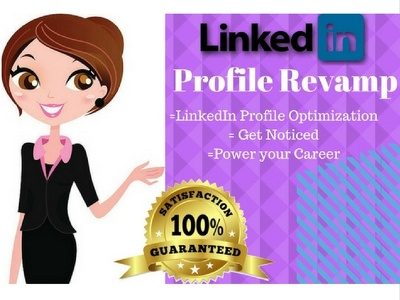 Give Your Linkedin Profile A Professional Makeover- Headhunter