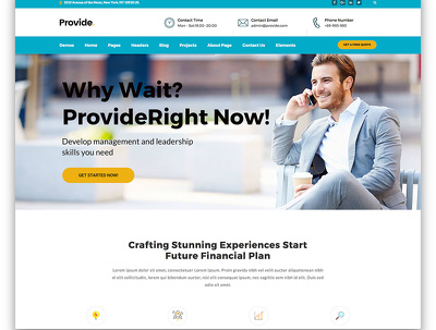 Design and Develop WordPress Responsive 8 to 10 Pages Website