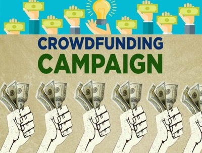 Promote your crowdfunding, fundraiser or charity