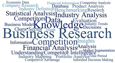 Assist research in business, banking and finance