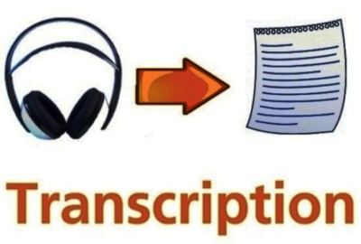 Accurately transcribe up to 30 minutes of English audio