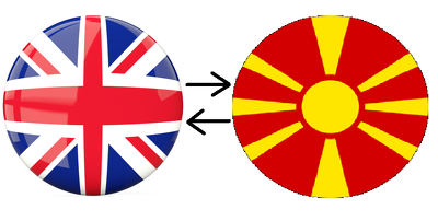Translate 1000 words from English to Macedonian and vice versa