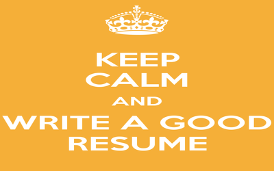 Provide A Professional CV or Resume Writing Service