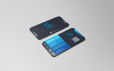 Design double sided Business card for you within 24 Hours