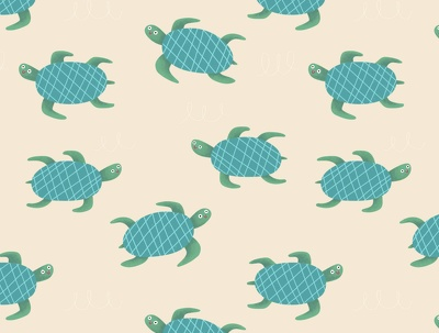 Design you a seamless repeat pattern