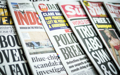 Gain 30 DOFOLLOW links from 30 Top Newspaper sites in the UK