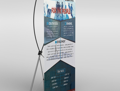 Standard and Professional X-Stand/Roll Up Banner