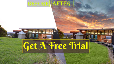 Edit and Retouch 25 Real Estate Photo within 24 hours