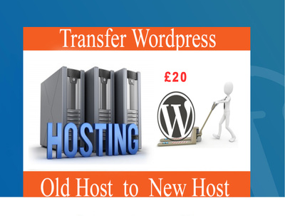 Migrate, clone or transfer your website to new hosting or domain