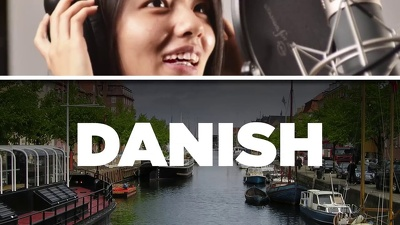 Record up to 30 words of voice over in Danish male/female