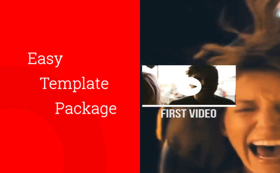 Provide easy, simple & EFFECTIVE YouTube video TEMPLATE package
