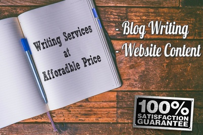 Write 1000 words SEO Optimized Blog & Article