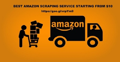 Scrape Product Data From Amazon