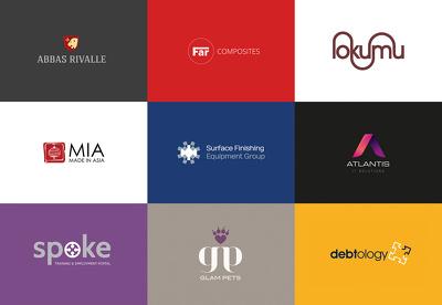 Design Unlimited Logo Concepts + Letterhead + Revisions